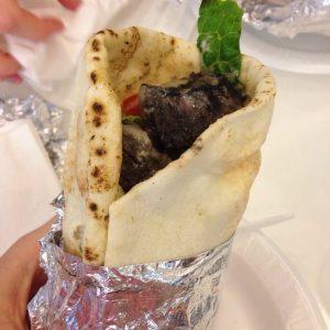Beef-lamb Shawarma